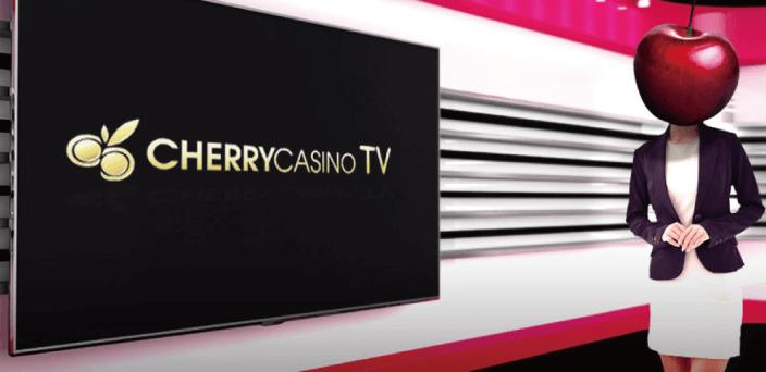 cherrycasino(チェリーカジノ)のチェリーカジノTV