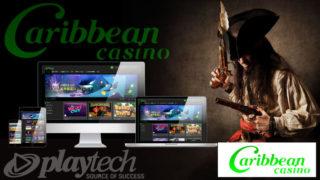 カリビアンカジノ(Caribbeancasino)の公式サイト