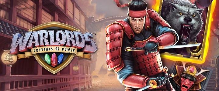 スロット『Warlords: Crystals of Power』