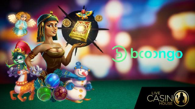 LiveCasinoHouse(ライブカジノハウス)のBooongoGames社主催賞金総額75,000ドルトーナメント