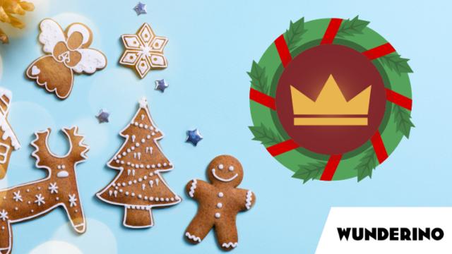 WUNDERINO(ワンダリーノカジノ)のクリスマスカウントダウン