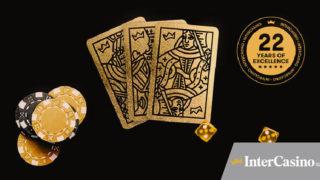 InterCasino(インターカジノ)のラッキースリー・キャンペーン