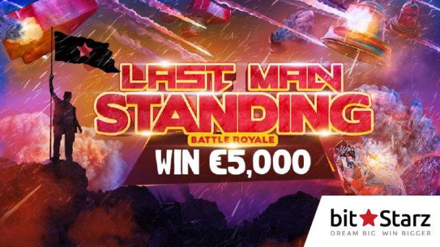 bitstarz(ビットスターズ)の『LAST MAN STANDING』