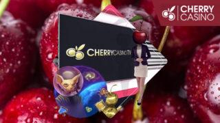 2019年2月1日のチェリーカジノ(CHERRYCASINO)TVボーナス