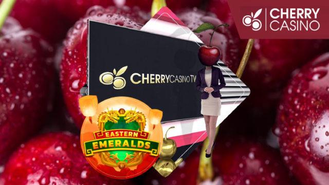 2019年2月22日のチェリーカジノ(CHERRYCASINO)TVボーナス