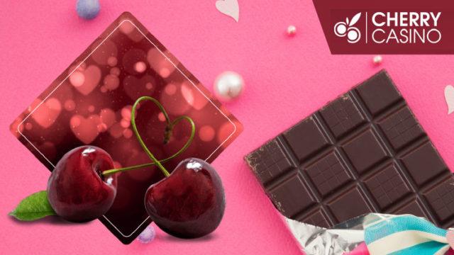 CherryCasino(チェリーカジノ)のチョコっとバレンタイン入金ボーナス!