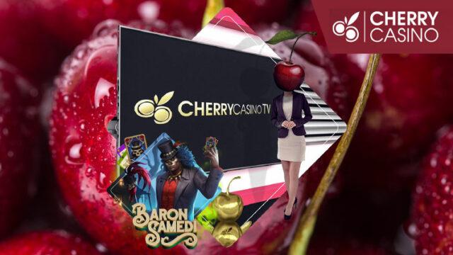 2019年3月8日のチェリーカジノ(CHERRYCASINO)TVボーナス