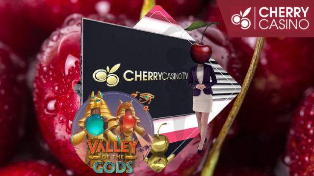 2019年3月22日のチェリーカジノ(CHERRYCASINO)TVボーナス