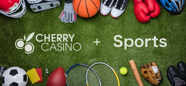 CHERRYCASINO(チェリーカジノ)はスポーツベットもプレイ可能!