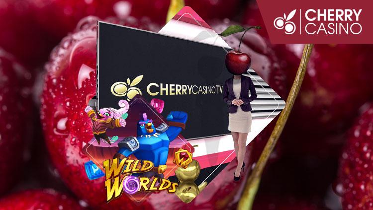 2019年4月12日のチェリーカジノ(CHERRYCASINO)TVボーナス