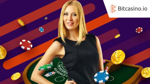 Bitcasino(ビットカジノ)の令和キャンペーン第二弾企画『キング&キング』