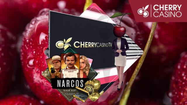 2019年5月31日のチェリーカジノ(CHERRYCASINO)TVボーナス