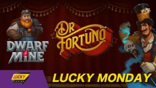 LUCKYCASINO(ラッキーカジノ)のLUCKYMONDAY(2019年5月13日)