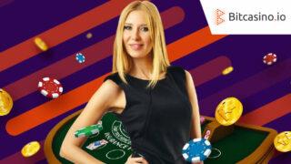 Bitcasino(ビットカジノ)の第14回バカラ・ブラックジャック連勝王