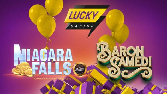 ラッキーカジノ(LuckyCasino)の賞金総額$3,000トーナメント