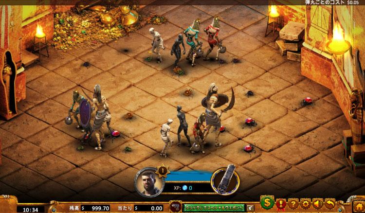 Betsoft社のゲーム『MAX QUEST』