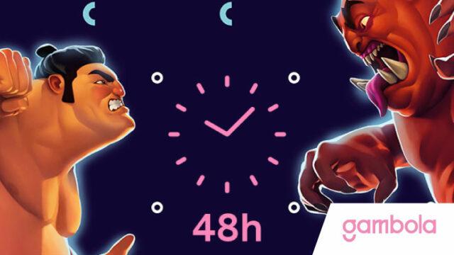ギャンボラ(Gambola)の48時間限定キャンペーン(2019年9月21日〜23日)