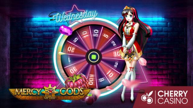 チェリーカジノ(CherryCasino)のガラポンWednesday!(2019年10月16日)