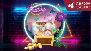 チェリーカジノ(CherryCasino)のミステリーFriday!(2019年10月11日)
