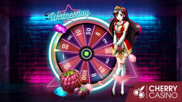 チェリーカジノ(CherryCasino)のガラポンWednesday!(2019年12月20日)