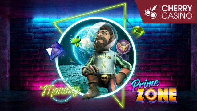 チェリーカジノ(CHERRYCASINO)のミッションマンデー(2019年11月11日)