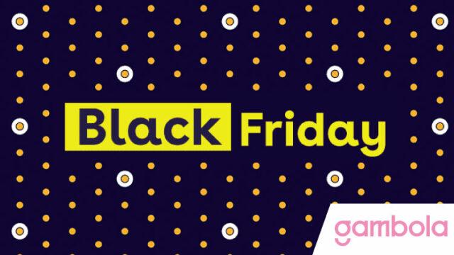 ギャンボラ(Gambola)のブラックフライデーで特別な日替わりギフトをGETしよう!(2019年11月)