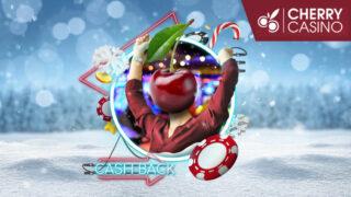 チェリーカジノ(CHERRYCASINO)の冬のフェスティバル2019(第1週目)