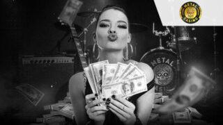 メタルカジノ(MetalCasino)の40%ボーナスプロモ(2020年1月8日〜15日)