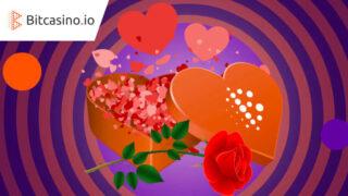ビットカジノ(Bitcasino)のロケットバレンタイン(2020年2月14日〜22日)