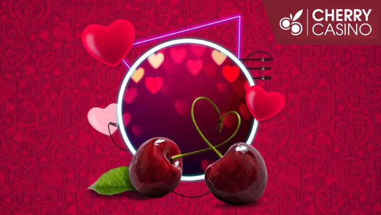 チェリーカジノ(CherryCasino)のバレンタイン(2020年2月14日)