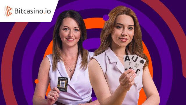 ビットカジノ(Bitcasino.io)のBombayClubでブラックジャックパーティー(2020年5月27日〜6月1日)