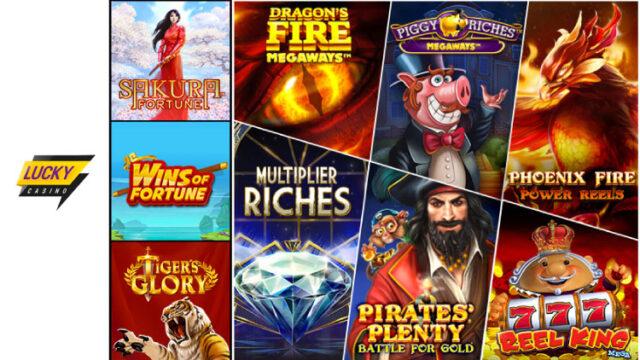 ラッキーカジノ(LuckyCasino)のフリースピンチャレンジ(2020年7月3日〜11日)