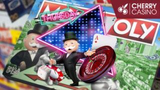 チェリーカジノ(CherryCasino)のライブカジノThursday(2020年10月8日〜9日)